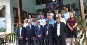 Australia's SkyNet Aviation® briefs PNG aviation regulators and Operators on ADS-B 2.0 flight monitoring