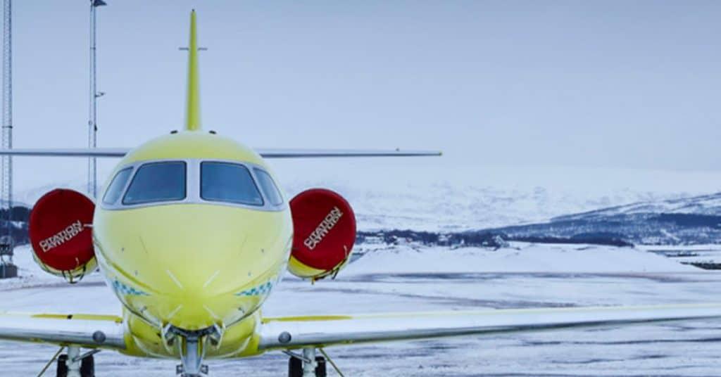 Scandinavian Air Ambulance XDI Case Study